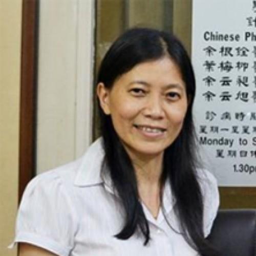 叶梅柳中医师 Yeap Boey Liew